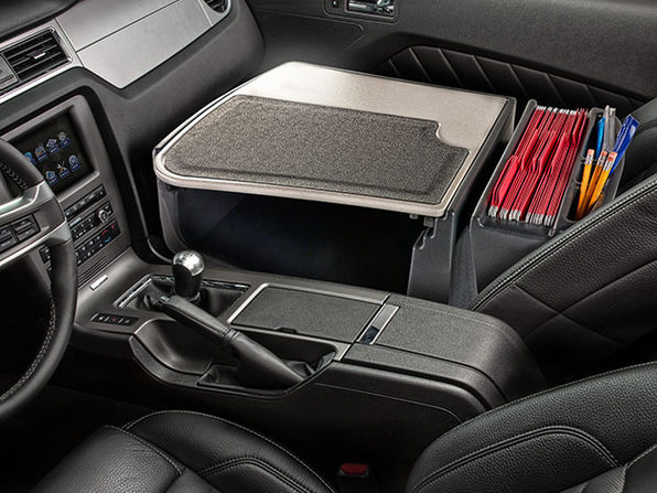 Efficiency GripMaster Car Desk & Organizer