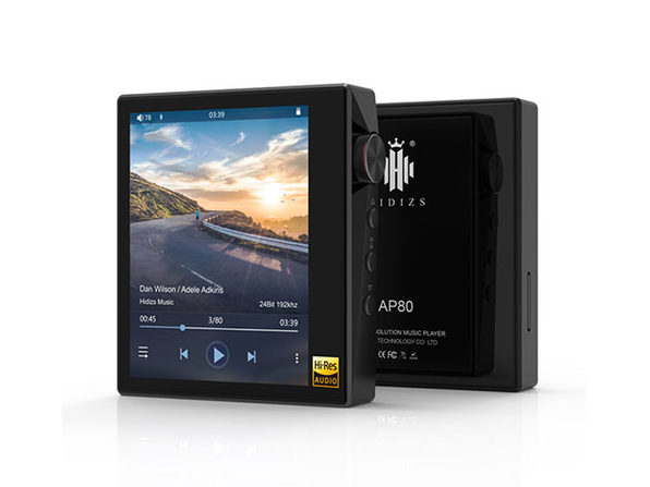 AP80 Portable Music Player