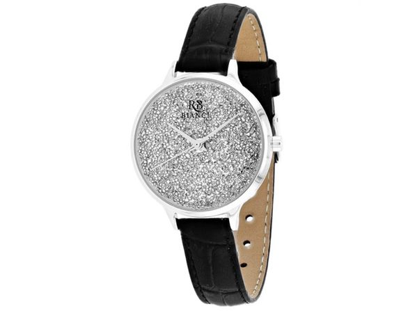 Roberto Bianci Women's Gemma Silver Dial Watch - RB0241 - Product Image