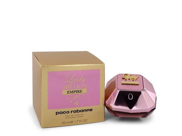 Lady Million Empire by Paco Rabanne Eau De Parfum Spray 1.7 oz