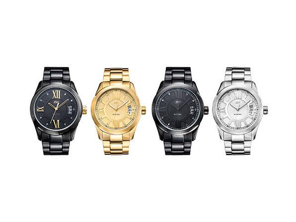 JBW Men's Bond Diamond Watches