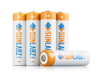 SunLabz 8-Pack 2800mAh NiMH AA Rechargeable Batteries - Product Image