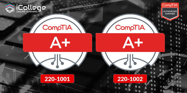 CompTIA A+ (220-1001/220-1002) - Product Image