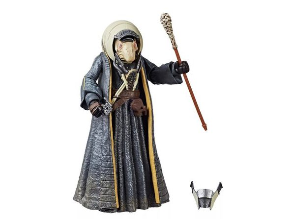 Star Wars The Black Series 6 Inches Premium Design Moloch Action Figure, Imagine The Biggest Battles and Missions in The Star Wars Saga, Black (New Open Box)