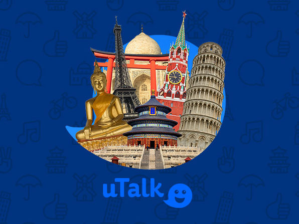 uTalk Language Education: Lifetime Subscription
