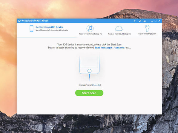 Dr  Fone iOS & Android Data Recovery   StackSocial