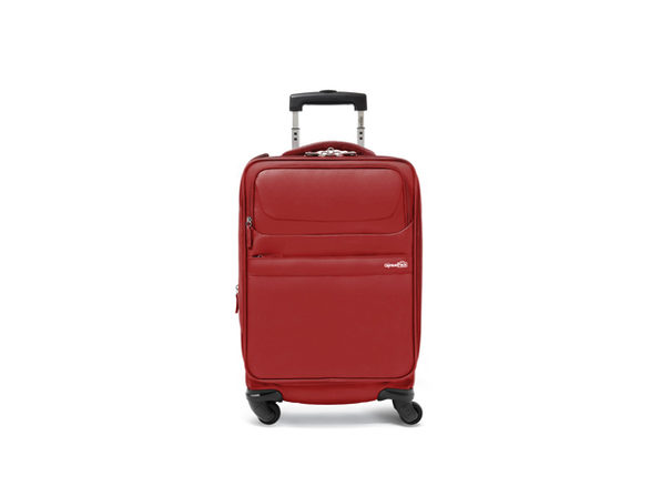 Genius Pack G4 Carry-On Spinner Case (Red)