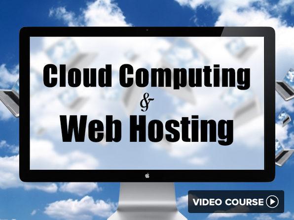 Web Hosting & Cloud Computing w/AWS - Product Image