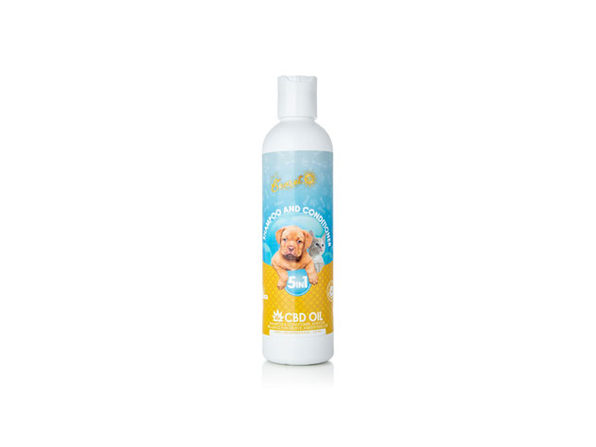 Sunset CBD Pet Shampoo & Conditioner
