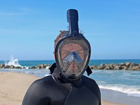 Snorkel Black (Small) - Product Image