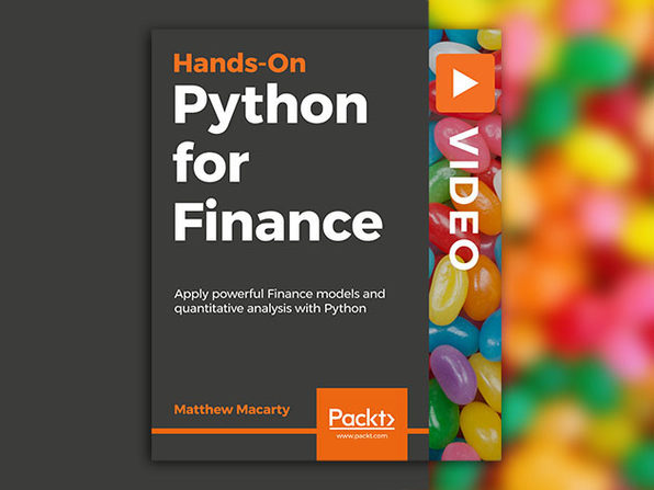 Hands-on Python for Finance - Product Image
