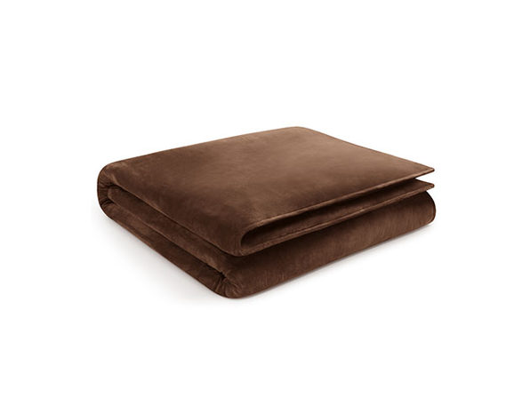 Home Collection Chocolate Weighted Blanket