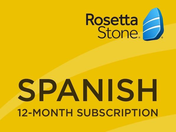 Rosetta Stone Subscriptions