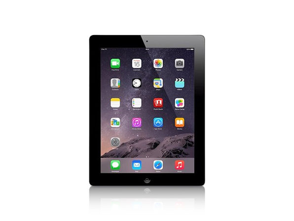 "Apple iPad 4 9.7"" with WiFi, 16GB (Certified Refurbished)"
