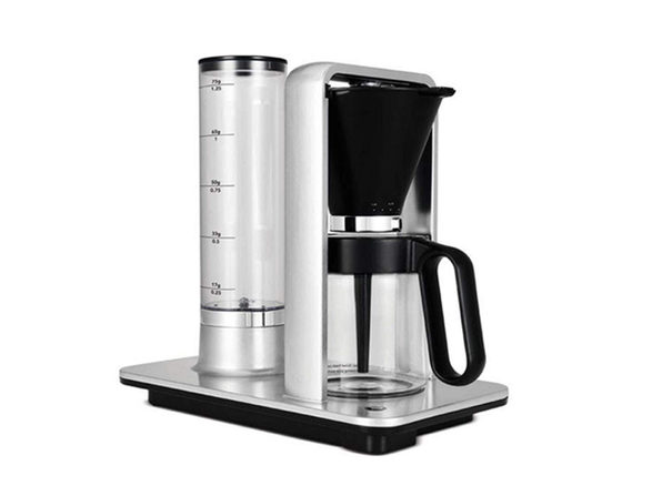Wilfa Precision Automatic Coffee Maker (Silver Aluminum)
