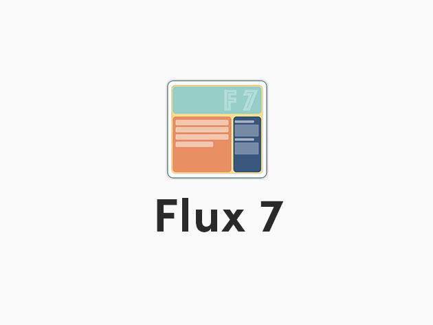 Stack Social Deal for Flux 7 Web Design Tool: Lifetime Subscription