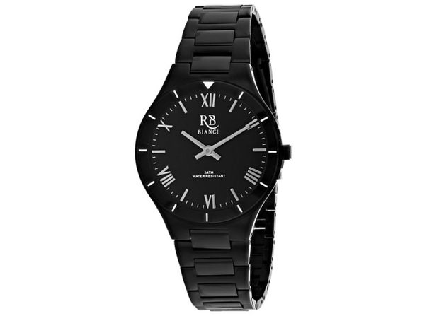 Roberto Bianci Women's Eterno Black Dial Watch - RB0410 - Product Image
