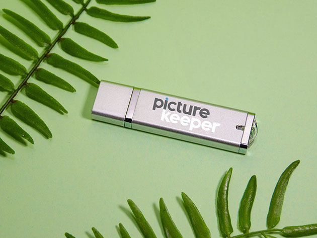 Normally $120, this mobile flash drive is 25 percent off