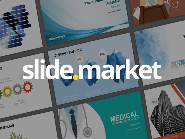Slide.Market Discount coupon for Unlimited Downloads