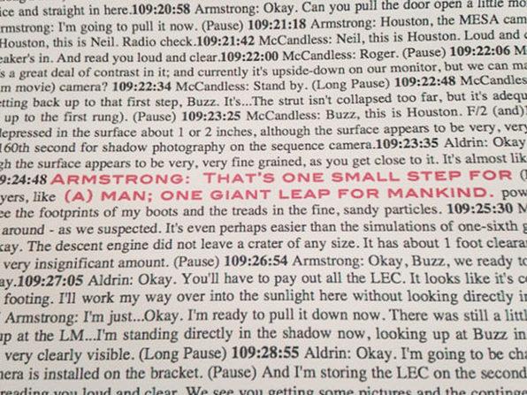 apollo 11 nasa transcript moon landing - photo #2