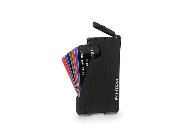 Fantom 10 Quick Access Slim Wallet
