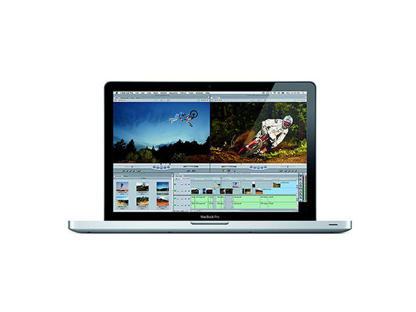 Apple MacBook Pro 2.66GHz Intel Core 2 Duo 320GB - Silver (Refurbished)