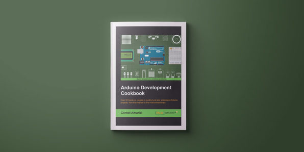 Arduino Development Cookbook - Product Image