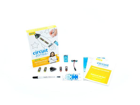 Circuit Scribe: DIY Circuit Kits