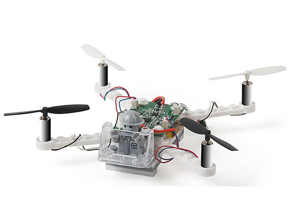 DIY Building Block STEM Drone (Grey)