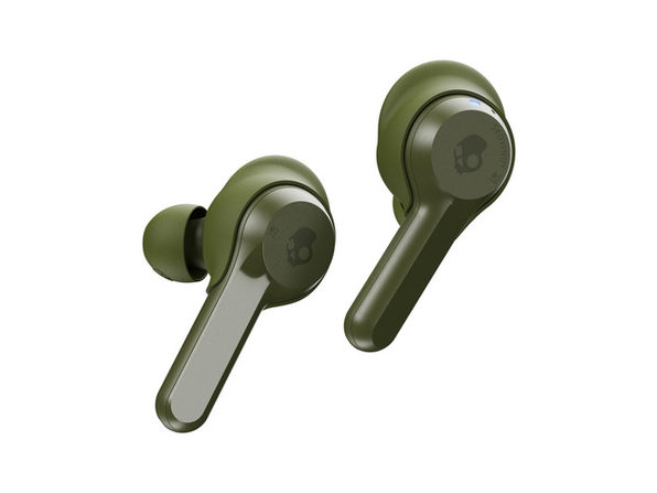 Skullcandy Indy True Wireless BT Earbuds - Olive