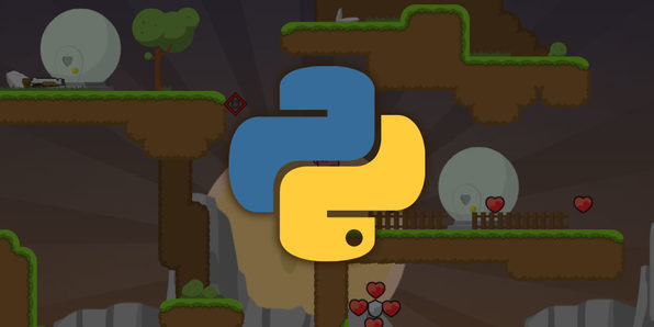 Learn Python 3 By Making a Game - Product Image