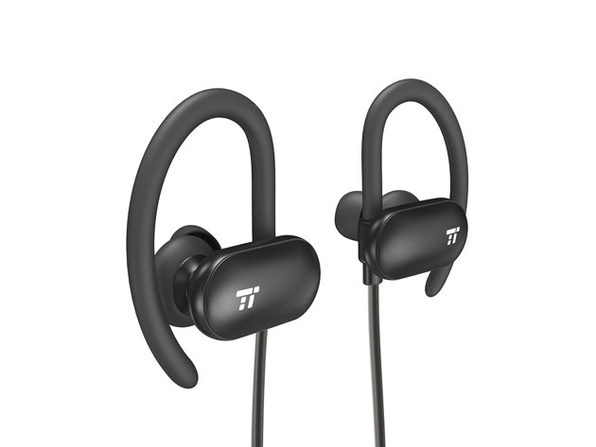 TaoTronics Sweatproof Bluetooth Workout Earphones