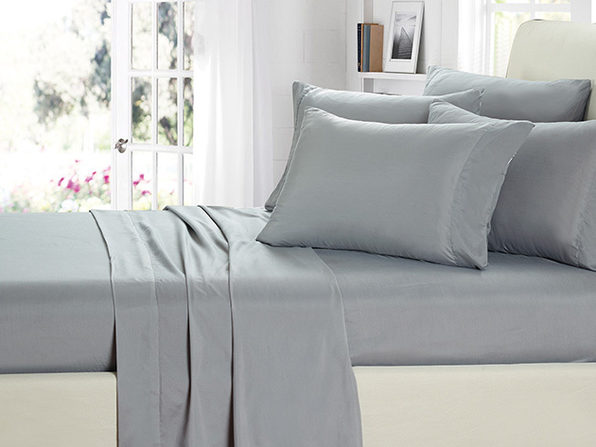 2000 Series Bamboo Fiber 6-Piece Sheets (Queen) - Product Image