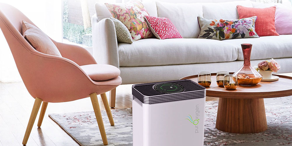 PURO²XYGEN P500 Air Purifier, on sale for $169.97 (26% off)
