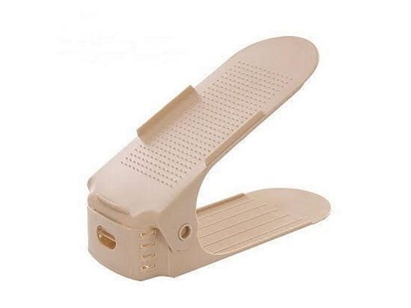 Shoe Rack 2-Pack	Beige - Product Image