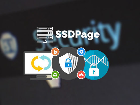 SSDPage SSD Anti-Hacker Web Hosting - Premium Plan - Lifetime subscription - Product Image