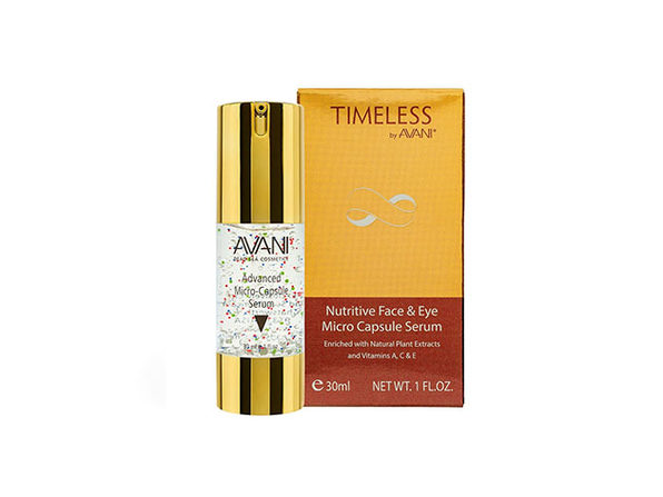 Timeless by AVANI: Nutritive Face & Eye Micro Capsule Serum - 2 pack - Product Image