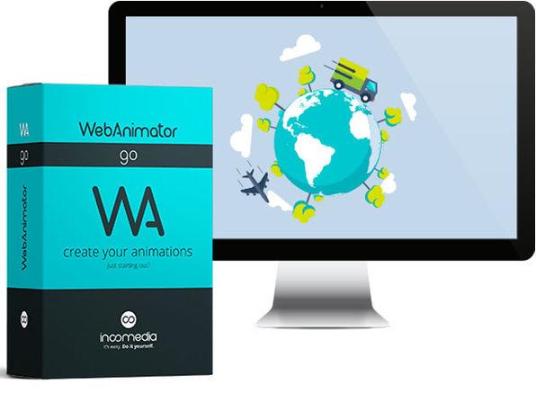 Free: WebAnimator GO - Product Image