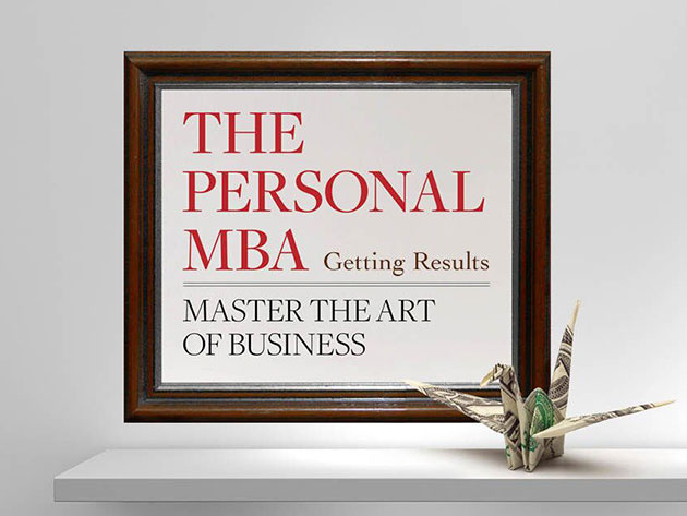 The Personal MBA: Getting Results with Josh Kaufman