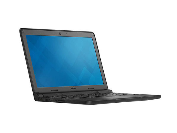 Dell Chromebook 11-3120 2.16GHz Intel Celeron 16GB SSD - Black (Refurbished)