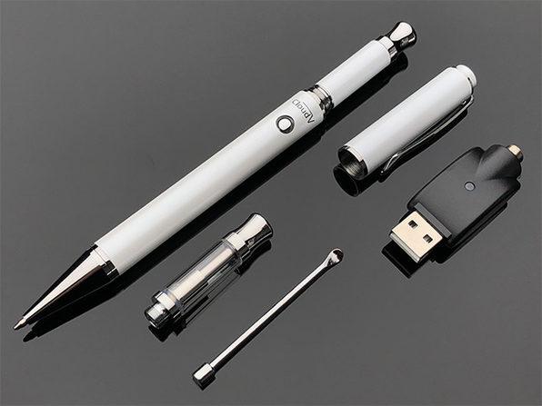Cloud Vape Pen 2-in-1 Vaporizer (White)