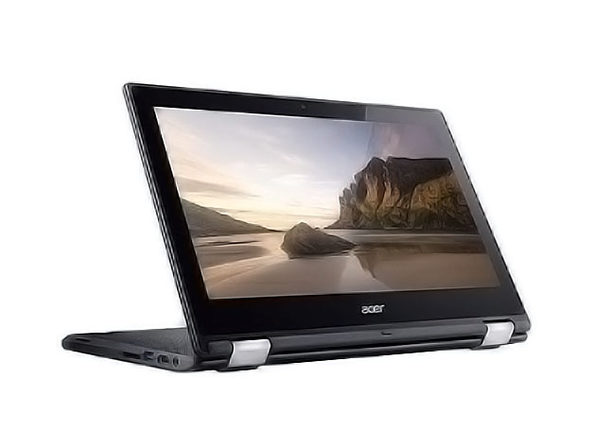 "Acer 11.6"" Touchscreen Chromebook 1.6GHz Intel N3150 16GB (Refurbished)"