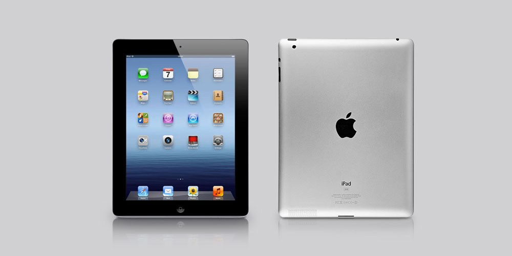 Get a 64 GB Apple iPad