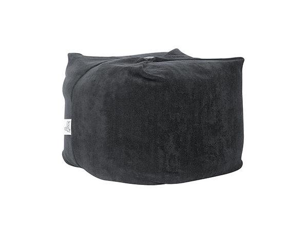 Wondrous Loungie Magic Pouf 3 In 1 Convertible Bean Bag Black Joyus Frankydiablos Diy Chair Ideas Frankydiabloscom