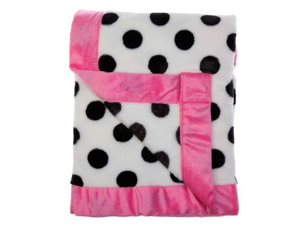 Baby Lounge Soft Baby Blanket Bed Stroller Crib