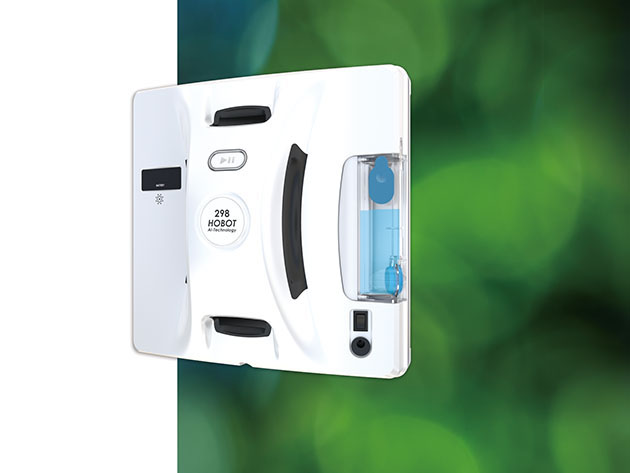 HOBOT-298: Window Cleaning Robot, now on sale for $429.99