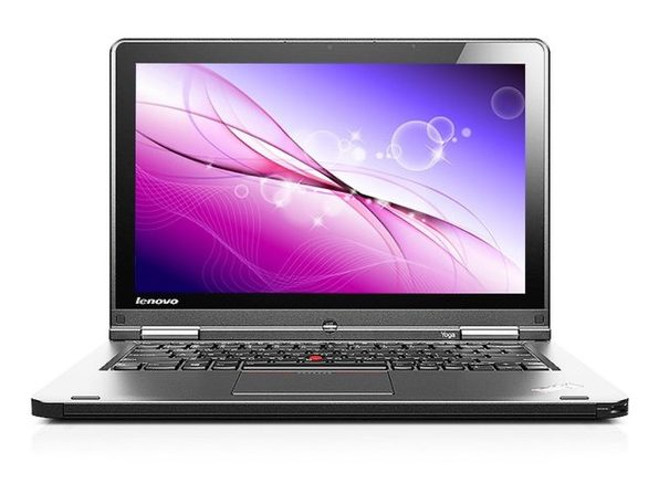"Lenovo ThinkPad S1 Yoga 12"" Laptop, 1.6GHz Intel i5 Dual Core Gen 4, 4GB RAM, 180GB SSD, Windows 10 Home 64 Bit (Grade B)"