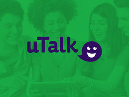 uTalk Language Education: Lifetime Subscription (Choose 6 Languages)
