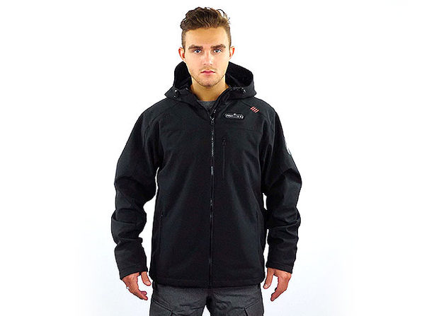 Heated Performance Soft Shell Jacket