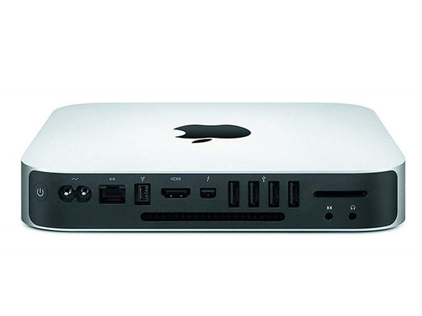 Apple Mac mini Core i5 2.5GHz 4GB RAM 500GB - Silver (Refurbished)